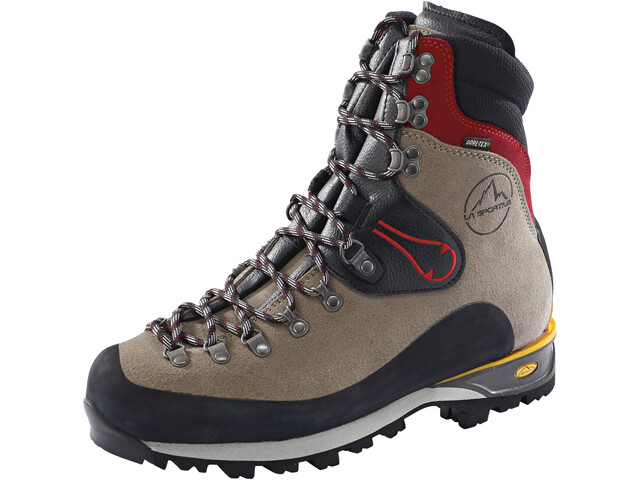factory outlet new arrival new collection La Sportiva Karakorum HC GTX Chaussures Homme, sand/red